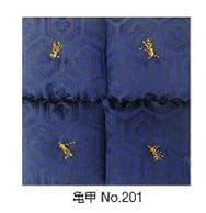 座卓布団 亀甲・小(4枚1組)亀甲No201