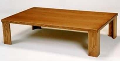 座卓ライト105MD:座卓 ※画像は幅120cmです。