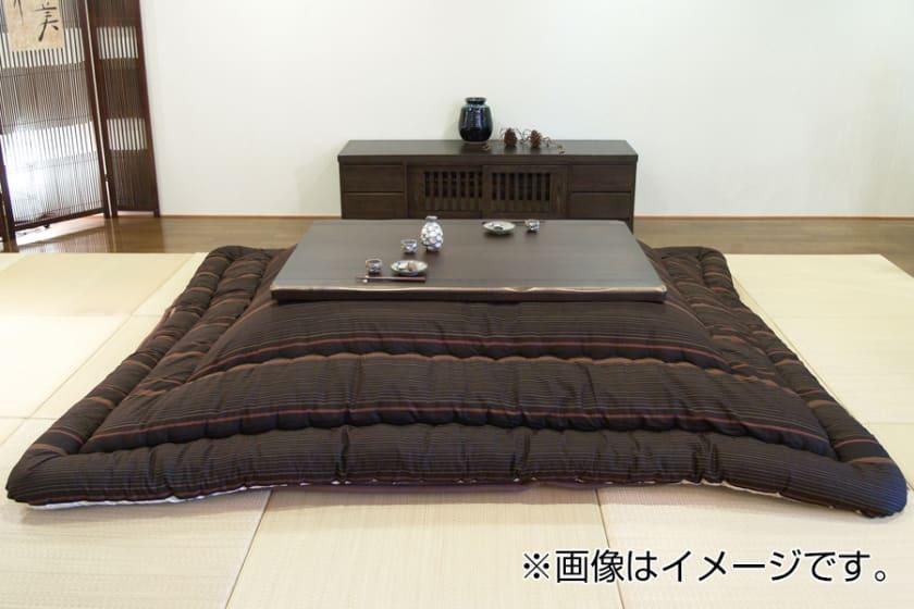 【国産】石英管ヒーターこたつ 駿河(80)