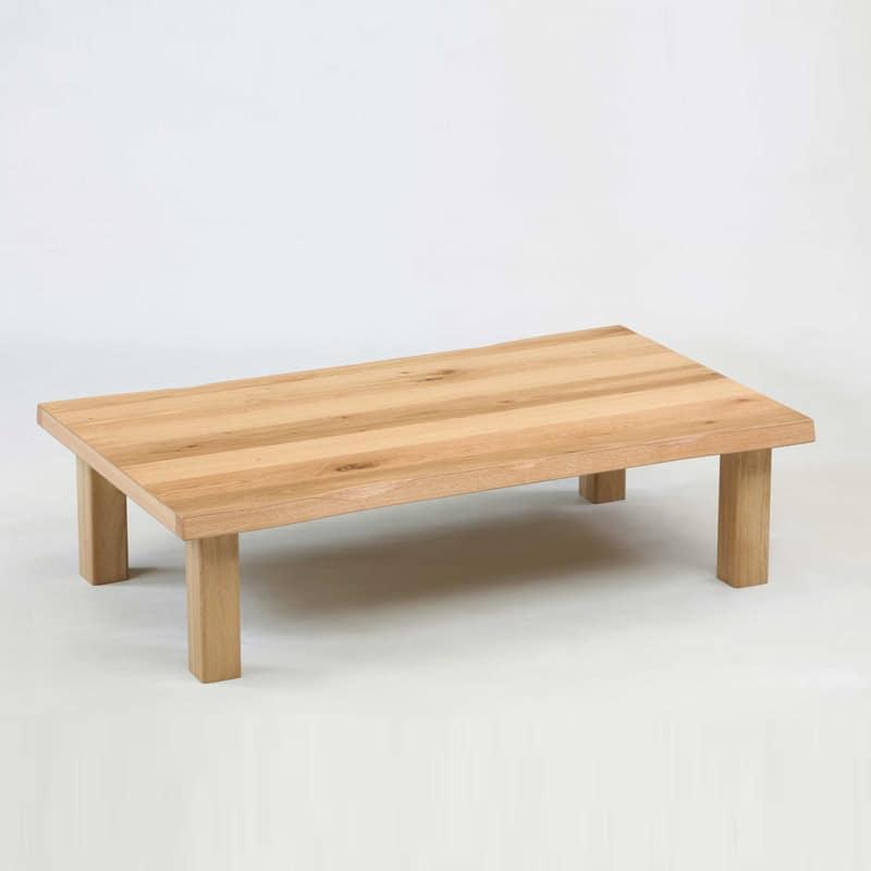 座卓 あづみ 120 NA:◆スタンダードな和のデザインの座卓です。