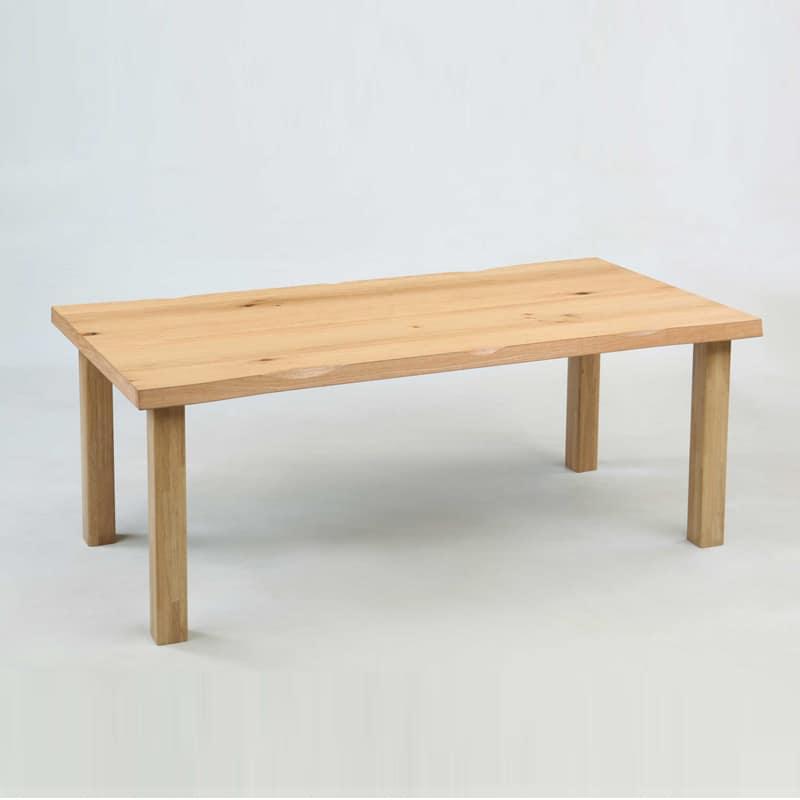 ダイニングテーブル あづみ 120 NA:ダイニングテーブル