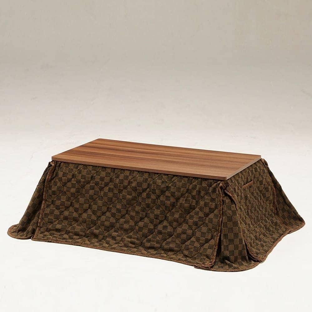 暖卓 HK−アメリカーノ90(布団付き):布団と同梱包です