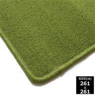 パイル丸巻きカーペット4.5帖 グリーン