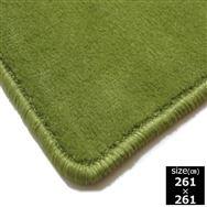 カット丸巻きカーペット4.5帖 グリーン