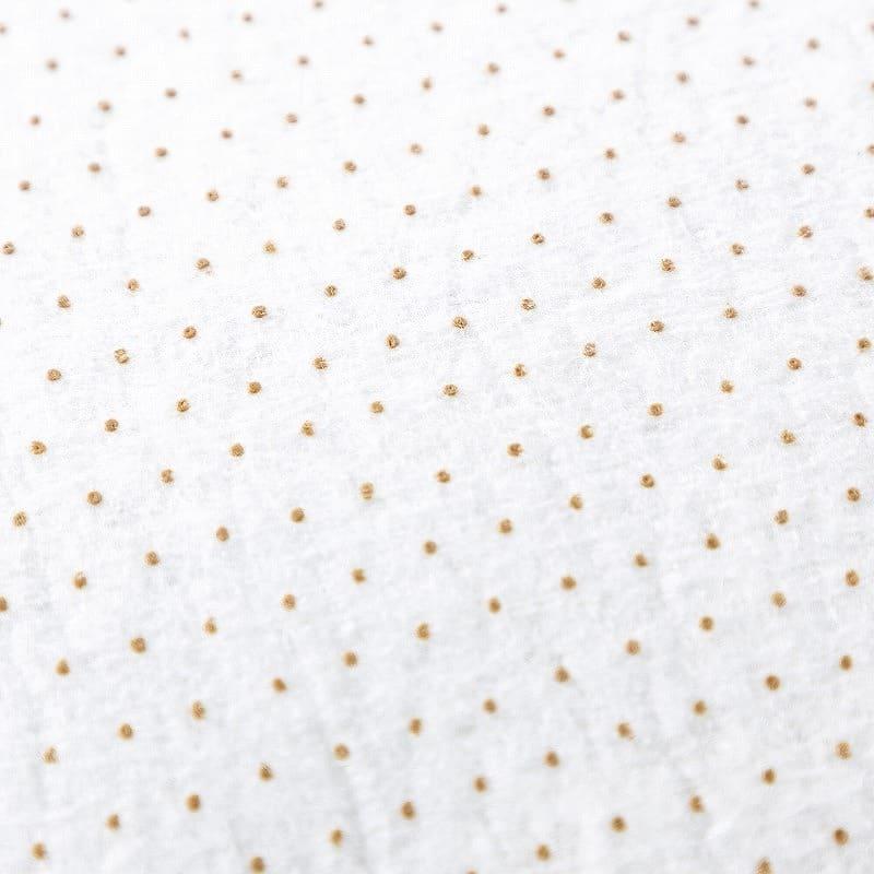 ラグ リュストル200×200円形(ネイビーグレー):メディカルサイレンス