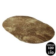ラグ Fラルジュ 楕円100x150 BE