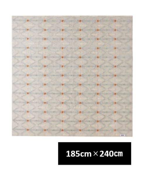フィルメ 185×240 IVアイボリー