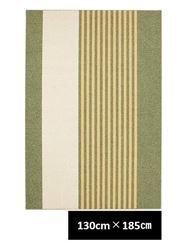 クリム 130×185 グリーン