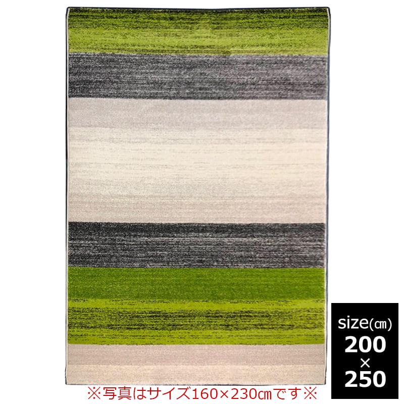 輸入ウイルトンカーペット スカイ 200×250 GN:ウイルトン織で丈夫な輸入カーペットです。