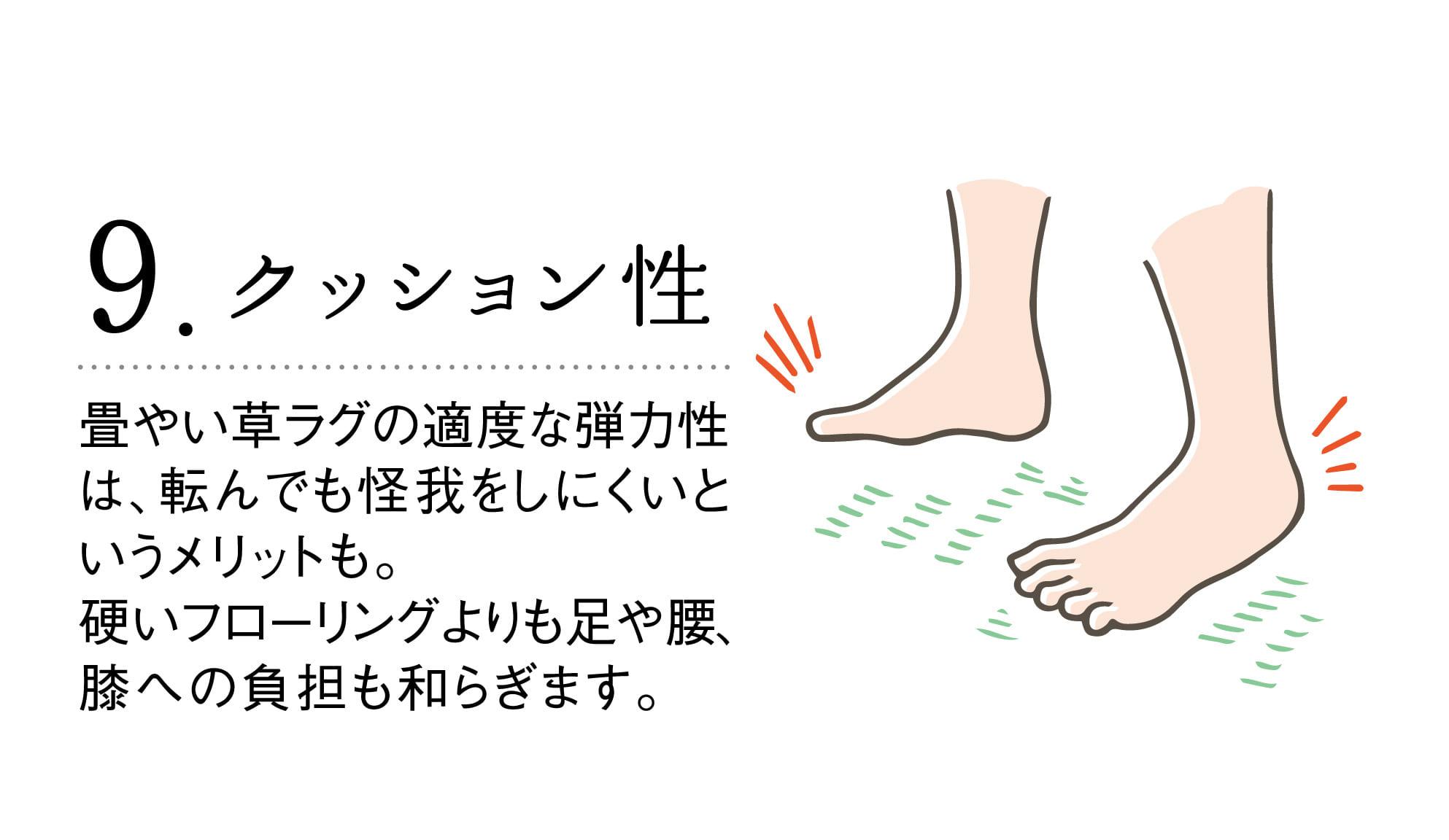 い草ラグ F 無垢 191x250 NA