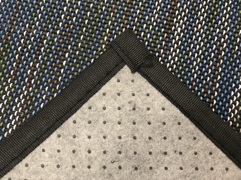 竹マット NSフォース 45x120 BK