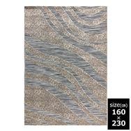 輸入ウイルトンカーペット トレイル 160×230 GR