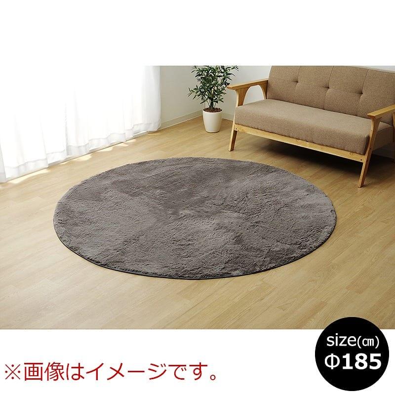 ラグ Fフィリップ GY 185円型