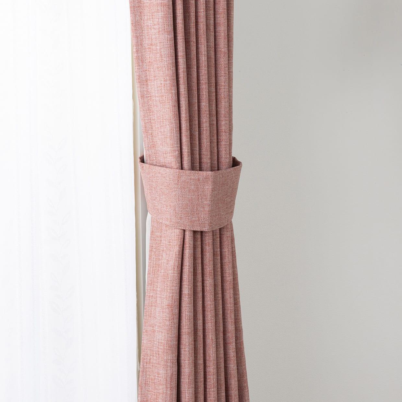 ドレープカーテン パルテNB 100×135【2枚組】