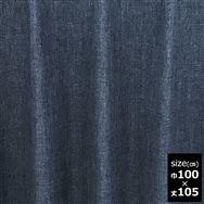 ドレープカーテン【2枚組】スロア裏付き 100×105 NB