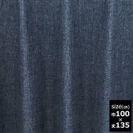 ドレープカーテン【2枚組】スロア裏付き 100×135 NB