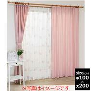 NCポピー 100×200 ピンク 【4枚組】