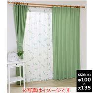 NCユーカリ 100×135 グリーン 【4枚組】