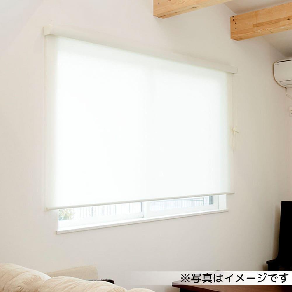 ロールスクリーン エクシヴ80×220 オフホワイト:ロールスクリーン エクシヴ 80×220 オフホワイト