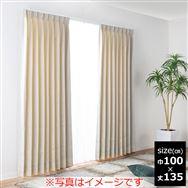 ドレープカーテン ジオ 100×135【2枚組】