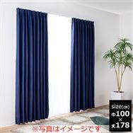 ドレープカーテン ジオ 100×178【2枚組】