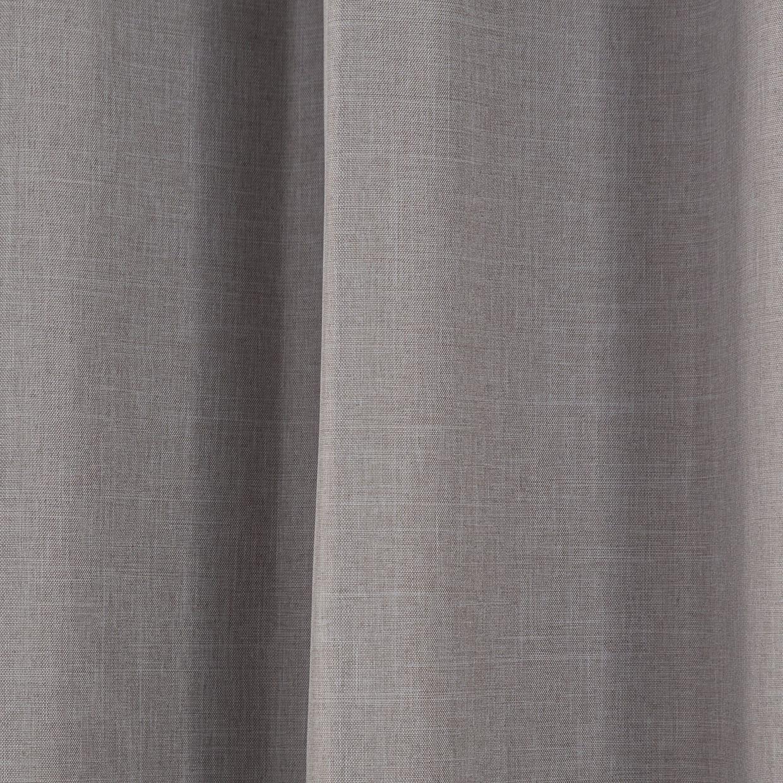 ドレープカーテン モニカGRY 100×135【2枚組】