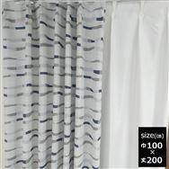 ドレープカーテン【2枚組】コルソ 100×200 NB