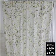 ドレープカーテン【2枚組】ロジータ 100×105 G