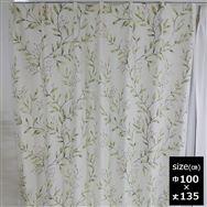 ドレープカーテン【2枚組】ロジータ 100×135 G