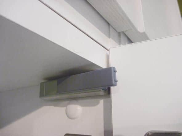 壁面キャビネット ポルターレ(上置き) POR−5530DU WH