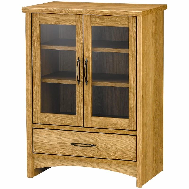 キャビネット グレース GRC-8060:天然木のような風合いの人気のカントリー調デザイン家具。