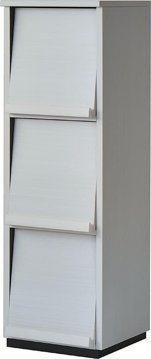 リビング収納 ウォルフィット WF−1240DP WHホワイト:リビング収納