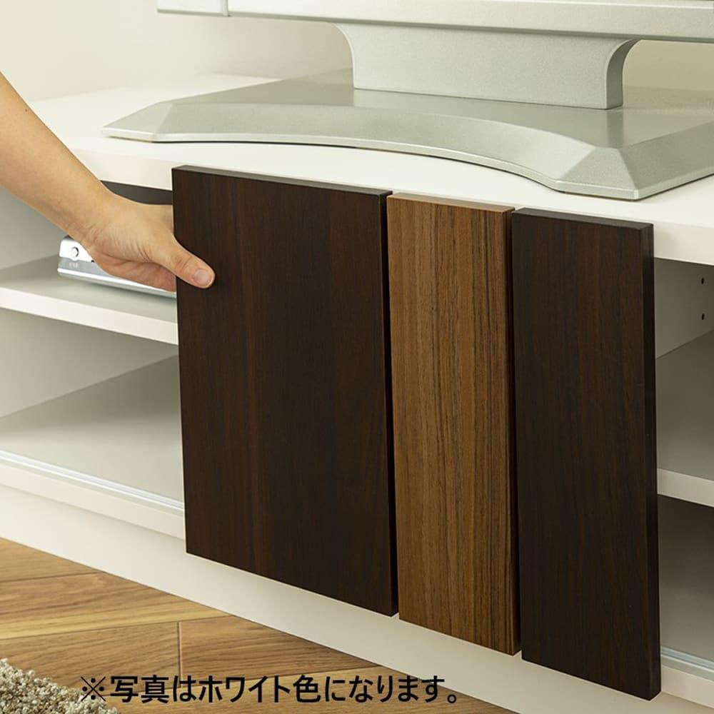 :木板は左右にスライド