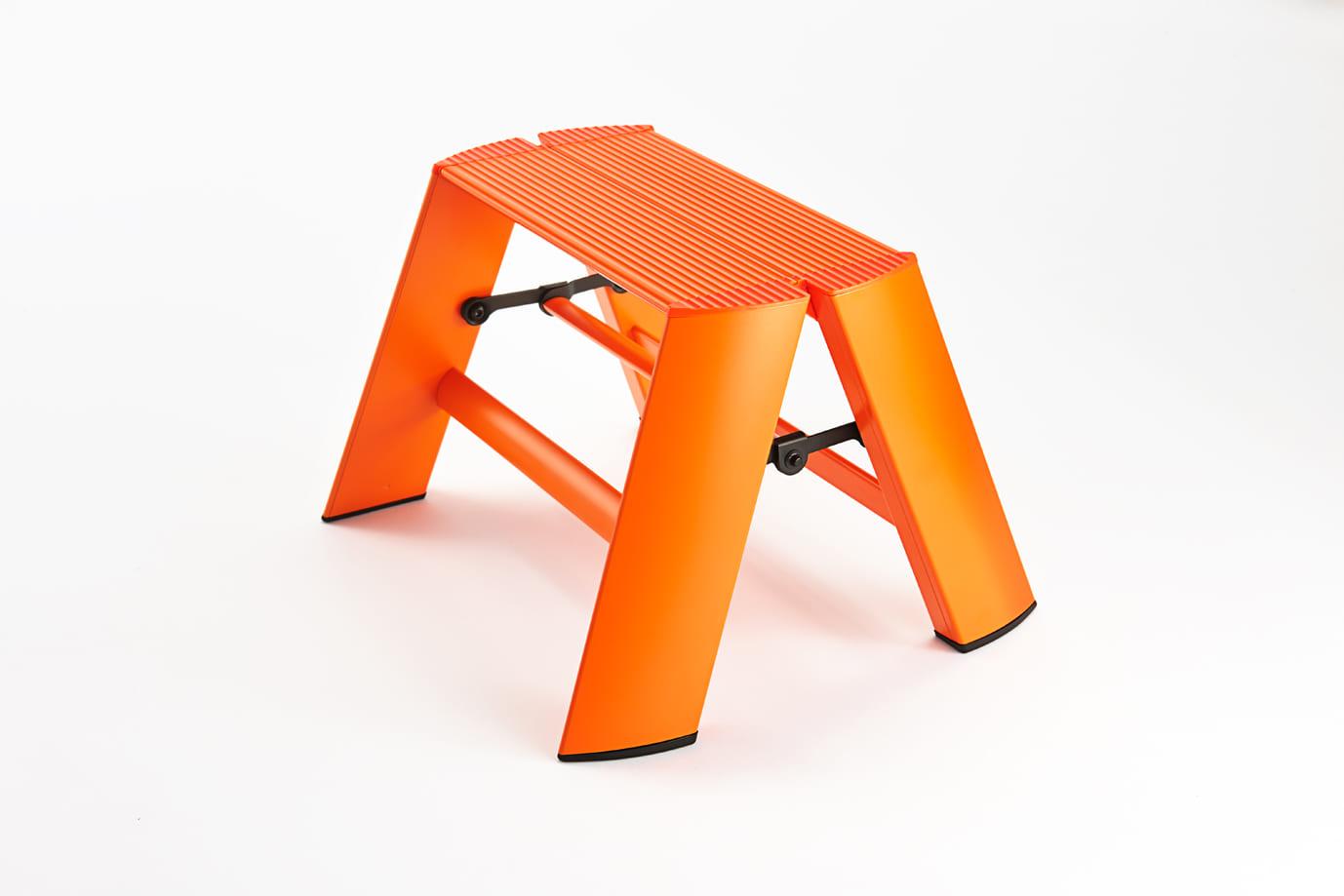 ルカーノ 1ステップML1.0−1 オレンジ