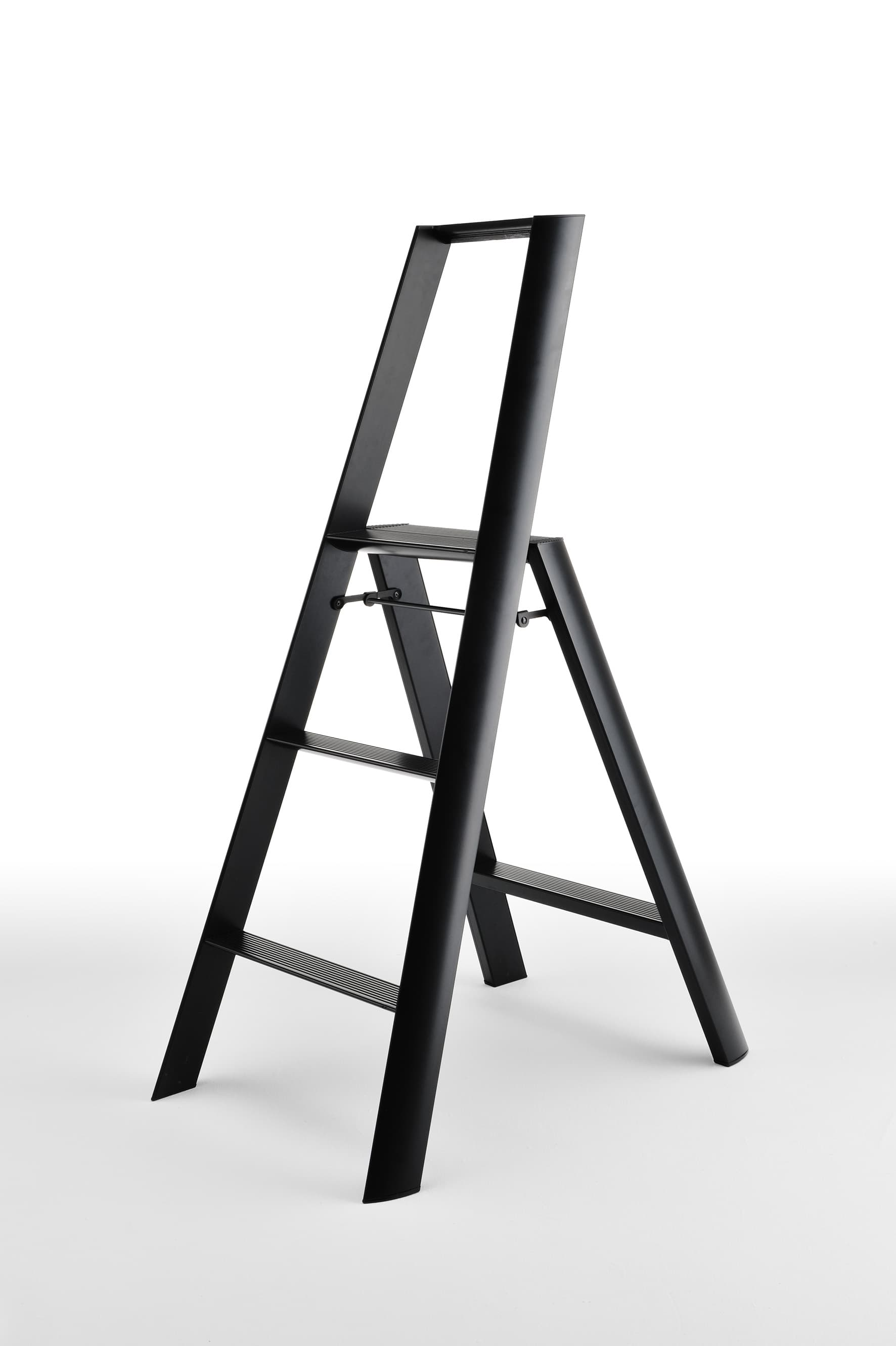 ルカーノ 3ステップML2.0−3 ブラック