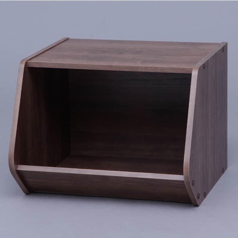 スタックボックス STB−400 ブラウン