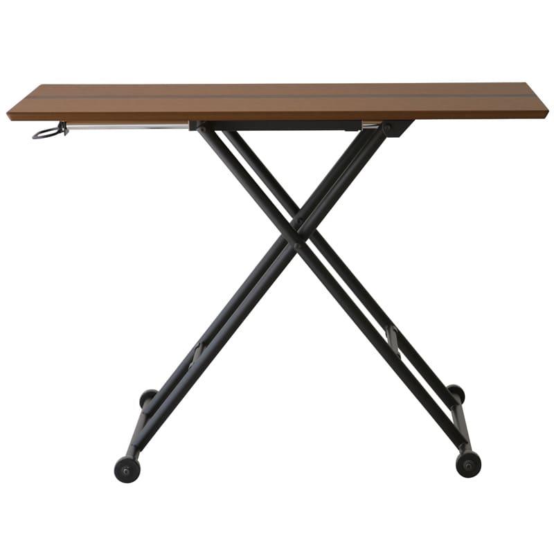 ロジカ昇降テーブル RLT−4510 DBダークブラウン