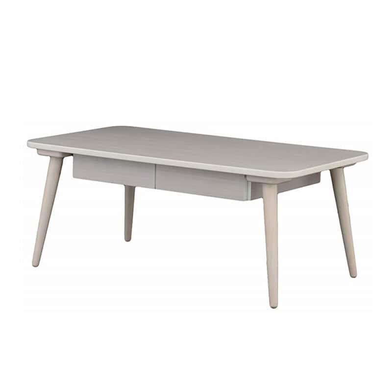 セレノ引出付テーブル VT4090HT WH