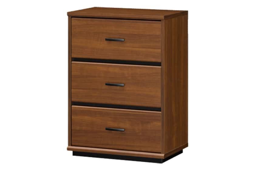 シェルフ ブランシェイド BLS-8055H(ブラウン):ブラウンの木目調カラーが落ち着いた温かみのあるスタイル