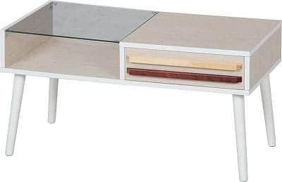 リビングテーブルオスロWH