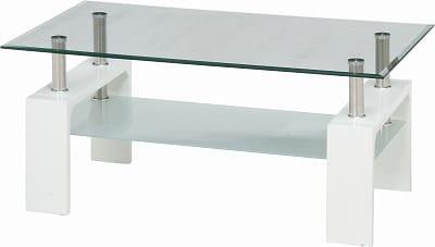 センターテーブル フォーカス ホワイト