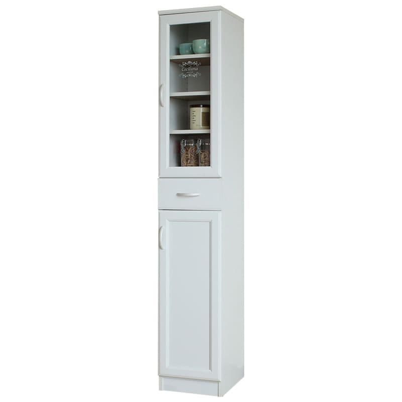 食器棚 セシルナ CEC-1830DGH