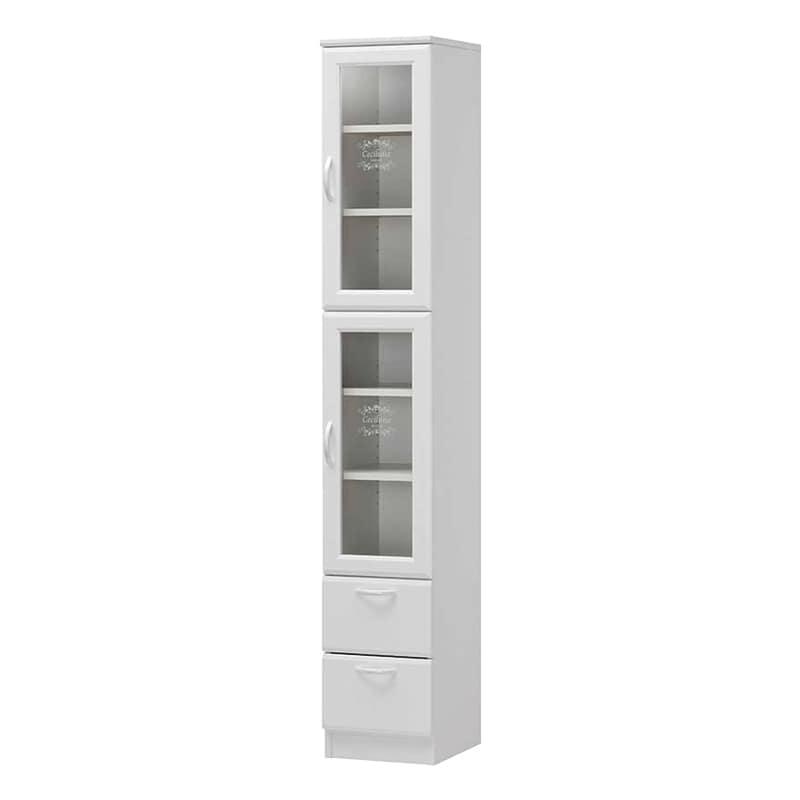 食器棚 セシルナ CEC-1830WGH