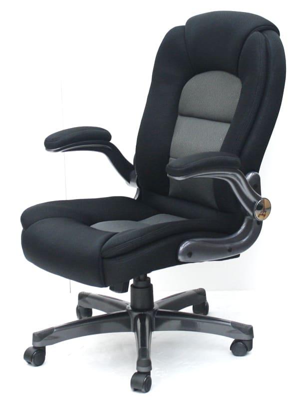 オフィスチェアー レヴェリー 83−991 BK/GY