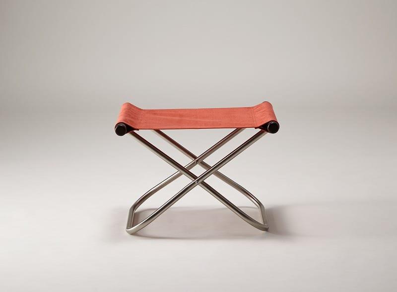 ニーチェアX オットマン DB/TC:《畳一畳のスペースで、身体を支えて包み込む「ニーチェア」》
