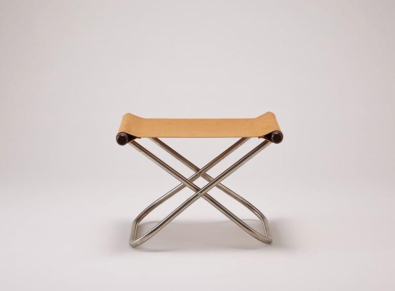 ニーチェアX オットマン DB/CA:《畳一畳のスペースで、身体を支えて包み込む「ニーチェア」》
