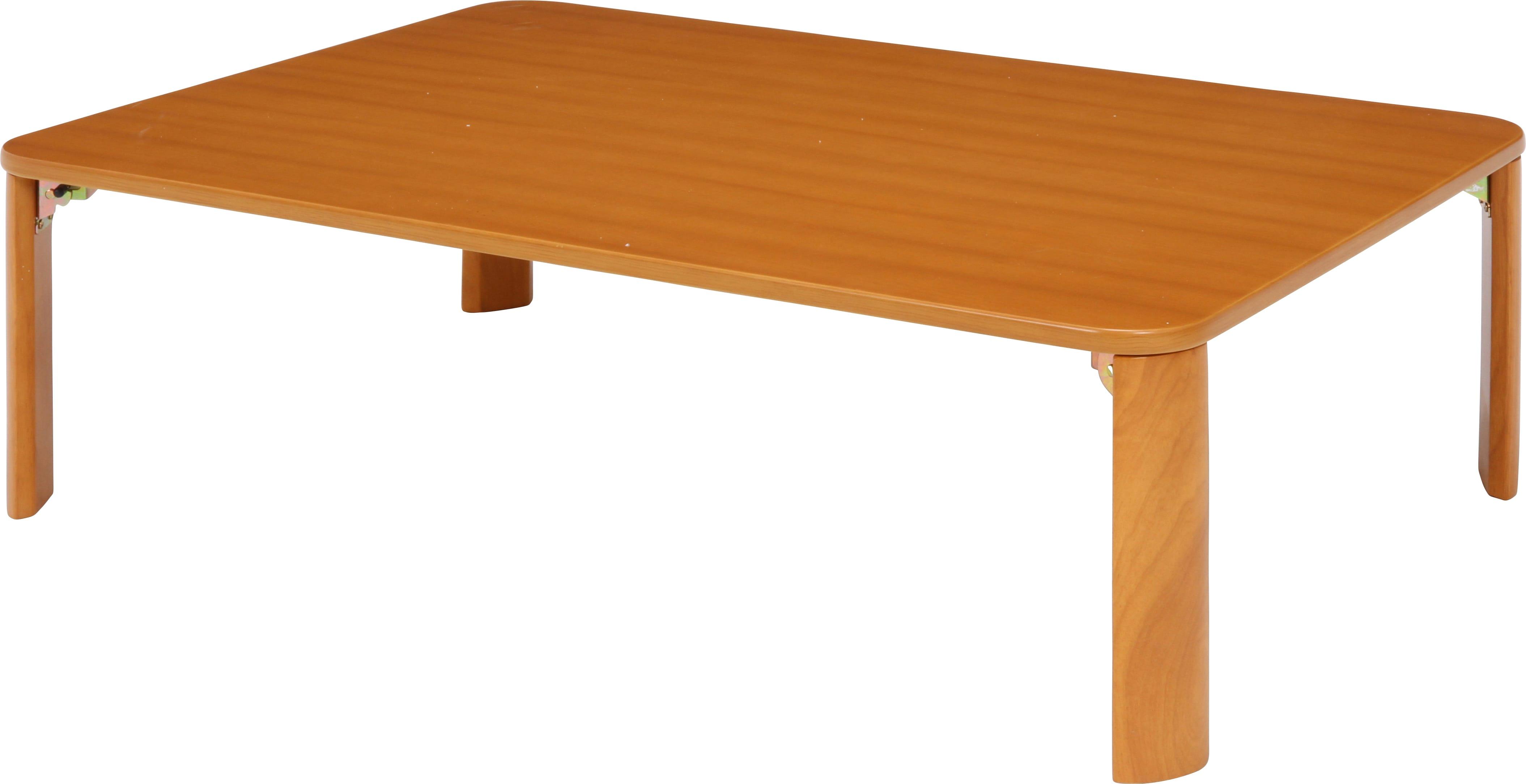 折脚ローテーブル10575NAナチュラル