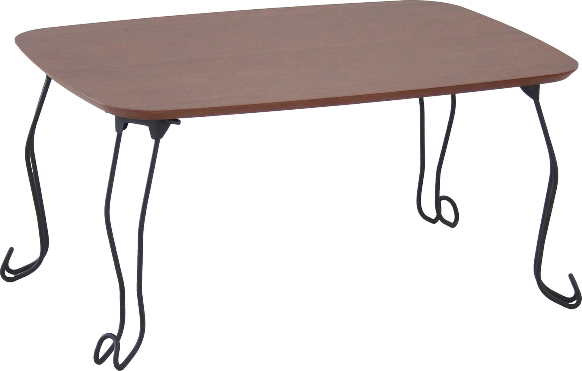 カヌレテーブルT−2986 ブラウン