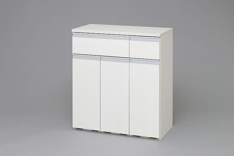 ペールカウンター PKT−8670 WH:《シンプルなデザインのペールカウンター》