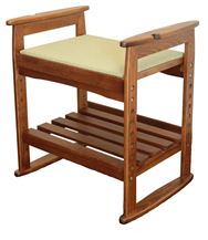 畳に腰掛け ダークブラウン YMGB‐4030